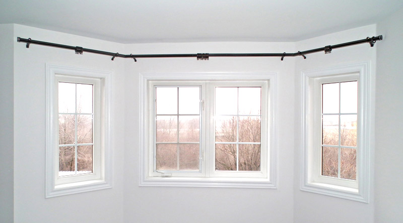 Bay Window Decorative Rod